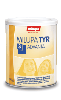 Milupa TYR 3 advanta