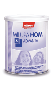 Milupa  HOM 3 advanta