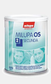 Milupa OS 2 secunda