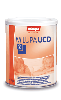 Milupa UCD 2