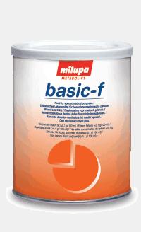 Milupa Basic – f