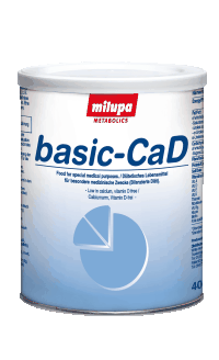 Milupa Basic – CaD
