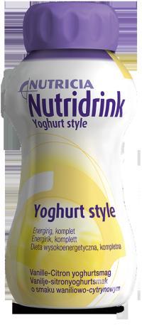 Nutridrink Yoghurt style
